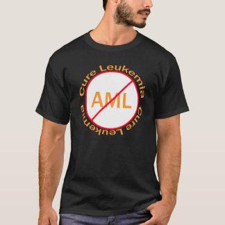 Cure Leukemia AML Awareness Shirt