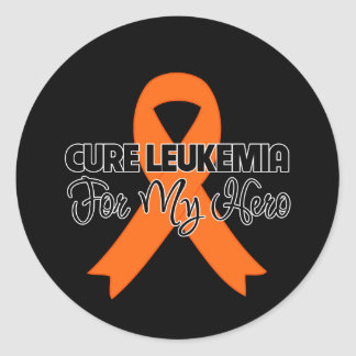 Cure Leukemia For My Hero Stickers