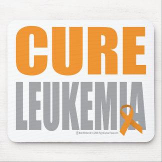 Cure Leukemia Mouse Pad