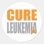 Cure Leukemia Stickers