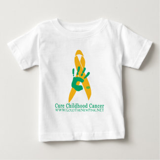 CURE Liver Cancer Baby T-Shirt