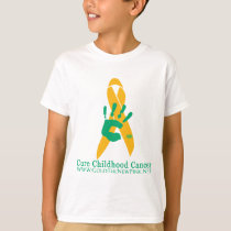CURE Liver Cancer T-Shirt