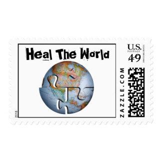 Cure los sellos del mundo