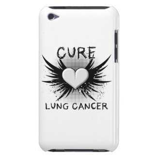 Cure Lung Cancer Barely There iPod Case