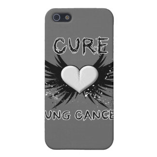 Cure Lung Cancer Cover For iPhone 5
