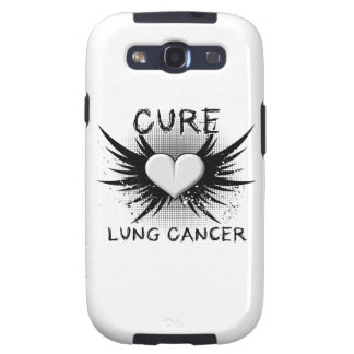 Cure Lung Cancer Galaxy SIII Cover