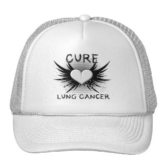 Cure Lung Cancer Hat