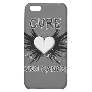 Cure Lung Cancer iPhone 5C Covers