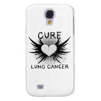 Cure Lung Cancer Samsung Galaxy S4 Case