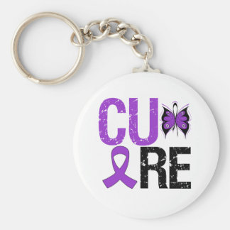 Cure Lupus Keychain