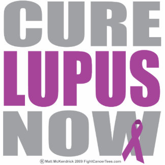 Cure Lupus Now Photo Cutout