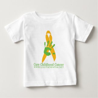 CURE- Lymphoma Baby T-Shirt