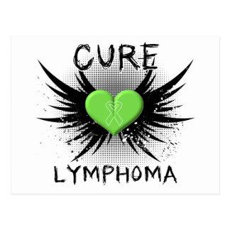 Cure Lymphoma Postcard