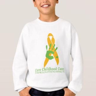 CURE- Lymphoma Sweatshirt
