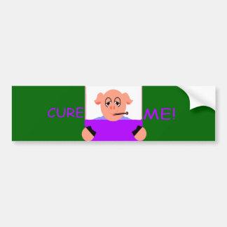 Cure Me Bumper Sticker