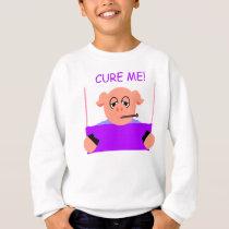 Cure Me Kids' Sweatshirt