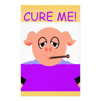 Cure Me Stationery