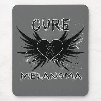 Cure Melanoma Mouse Pad