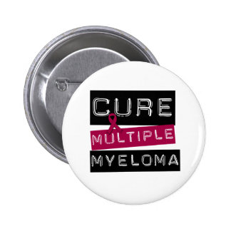 Cure Multiple Myeloma 2 Inch Round Button