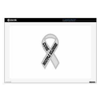 Cure Multiple Sclerosis Laptop Skin