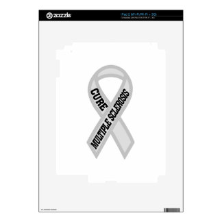 Cure Multiple Sclerosis Skin For iPad 2