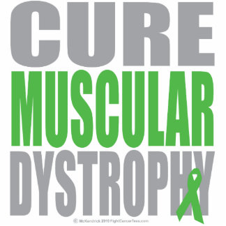 Cure Muscular Dystrophy Photo Cutouts