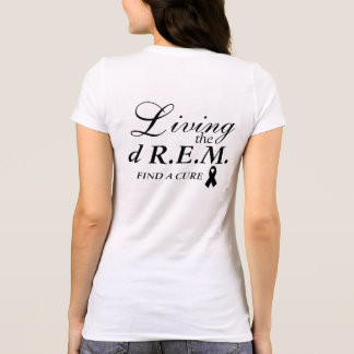 Cure N Living the dR.E.M Womens' Tshirt