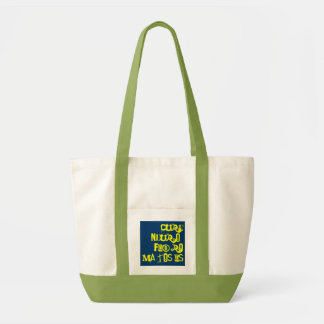CURE NEUR O-FIB ROMA TOS IS TOTE BAG