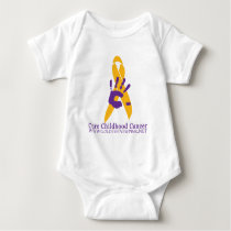 CURE Neuroblastoma Baby Bodysuit