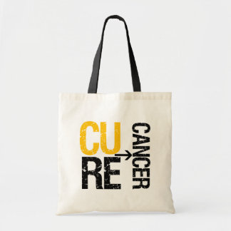 Cure Neuroblastoma Canvas Bag