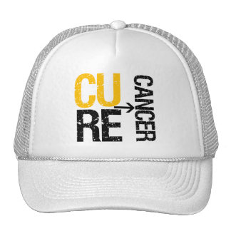 Cure Neuroblastoma Mesh Hat