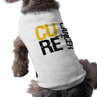 Cure Neuroblastoma Pet Shirt