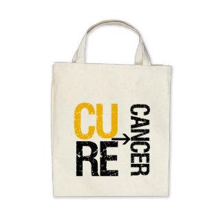 Cure Neuroblastoma Tote Bags