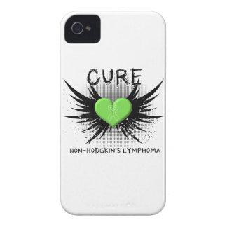 Cure Non-Hodgkin's Lymphoma iPhone 4 Case-Mate Case
