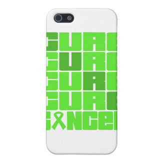 CURE Non-Hodgkins Lymphoma Collage iPhone 5 Cases