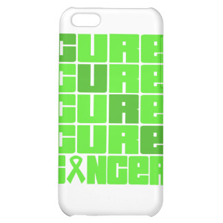 CURE Non-Hodgkins Lymphoma Collage iPhone 5C Cases
