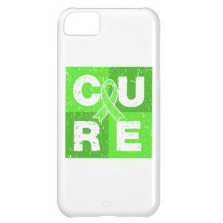 CURE Non-Hodgkins Lymphoma Distressed Cube iPhone 5C Case