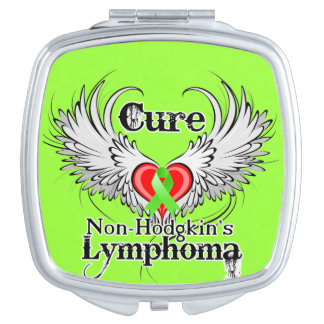 Cure Non-Hodgkins Lymphoma Mirrors For Makeup
