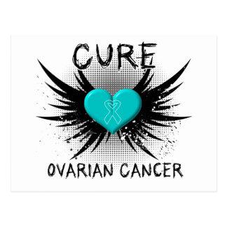 Cure Ovarian Cancer Postcard