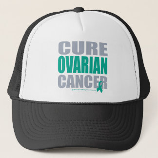 Cure Ovarian Cancer Trucker Hat