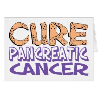 Cure Pancreatic Cancer Card