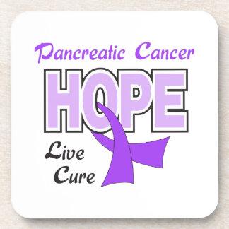 CURE PANCREATIC CANCER COASTER