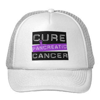 Cure Pancreatic Cancer Trucker Hat