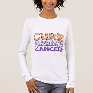 Cure Pancreatic Cancer Long Sleeve T-Shirt