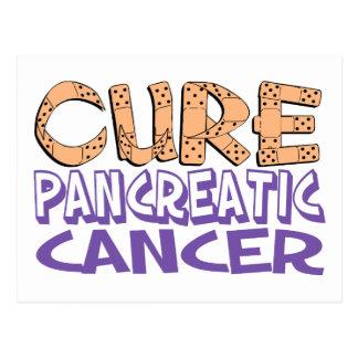 Cure Pancreatic Cancer Postcard