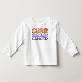 Cure Pancreatic Cancer Toddler T-shirt
