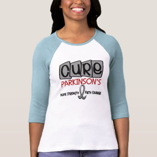 CURE PARKINSON S DISEASE T-SHIRTS GIFTS