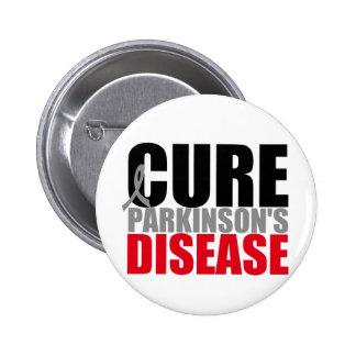 CURE Parkinsons Disease Button