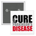 CURE Parkinsons Disease Buttons