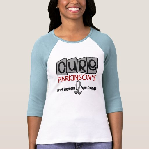 CURE PARKINSON'S DISEASE T-SHIRTS & GIFTS